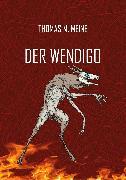 Cover-Bild zu Blackwood, Algernon: Der Wendigo (eBook)