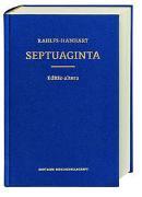 Cover-Bild zu Septuaginta