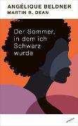 Cover-Bild zu Der Sommer, in dem ich Schwarz wurde