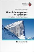 Cover-Bild zu Alpes fribourgeoises et vaudoises