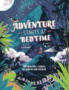 Cover-Bild zu Knight, Ness: Adventure Starts at Bedtime: 30 Real-Life Stories of Daring and Danger