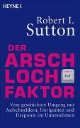Cover-Bild zu Der Arschloch-Faktor