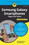 Cover-Bild zu eBook Samsung Galaxy Smartphones Tipps und Tricks für Dummies
