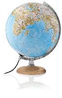 Cover-Bild zu National Geopraphic Silver Classic Globus. 1:42'500'000