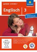 Cover-Bild zu Alfons Lernwelt / Alfons Lernwelt Lernsoftware Englisch - aktuelle Ausgabe