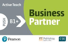 Cover-Bild zu Business Partner B1+ Active Teach USB