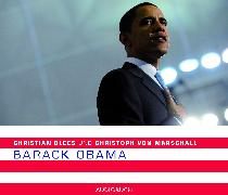 Cover-Bild zu Blees, Christian: Barack Obama (Audio Download)