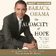 Cover-Bild zu Obama, Barack: The Audacity of Hope