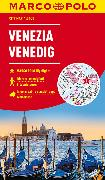 Cover-Bild zu MARCO POLO Cityplan Venedig 1:5 500. 1:5'500