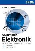 Cover-Bild zu Grundwissen Elektronik (eBook) von Bernstein, Herbert
