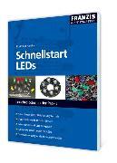 Cover-Bild zu Schnellstart LEDs (eBook) von Kainka, Burkhard