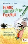 Cover-Bild zu Bertram, Rüdiger: Finns fantastische Freunde. Trollalarm und Mammuthamster (eBook)