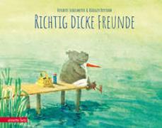 Cover-Bild zu Schulmeyer, Heribert: Richtig dicke Freunde - Geschenkbuch