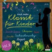 Cover-Bild zu Klassik für Kinder Vol. 2