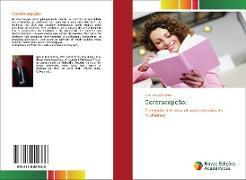 Cover-Bild zu Contracepção