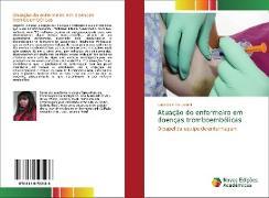 Cover-Bild zu Atuação do enfermeiro em doenças tromboembólicas
