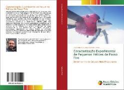 Cover-Bild zu Caracterização Experimental de Pequenas Hélices de Passo Fixo