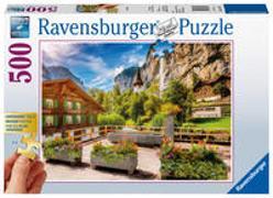 Cover-Bild zu Lauterbrunnen