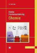 Cover-Bild zu Kleine Formelsammlung Chemie