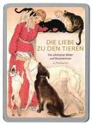 Cover-Bild zu Die Liebe zu den Tieren