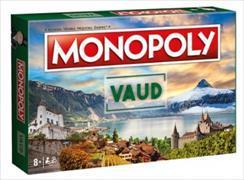 Cover-Bild zu Monopoly Vaud (Version 2021)