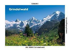 Cover-Bild zu 1803 Magnet Eiger,Mönch;Jungfrau (AK 26042)