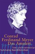 Cover-Bild zu Meyer, Conrad Ferdinand: Das Amulett