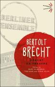 Cover-Bild zu Brecht, Bertolt: Brecht On Theatre (eBook)