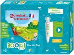 Cover-Bild zu BOOKii® Starter-Set Wie heißt das denn auf Englisch und Französisch? von Stiefenhofer, Martin
