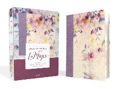Cover-Bild zu Biblia de Estudio para la Mujer NVI, Leathersoft/Tela Lila