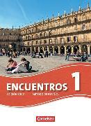 Cover-Bild zu Amann-Marín, Sara: Encuentros 1. Edición 3000. Schülerbuch