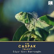 Cover-Bild zu Burroughs, Edgar Rice: The Caspak Trilogy (Audio Download)