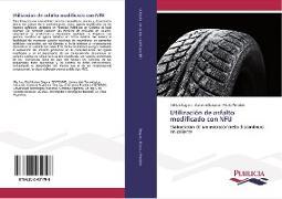 Cover-Bild zu Utilización de asfalto modificado con NFU