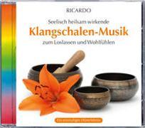 Cover-Bild zu Klangschalen-Musik