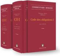 Cover-Bild zu Code des obligations I