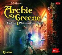 Cover-Bild zu Everest, D. D.: Archie Greene 01 und die Bibliothek der Magie