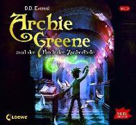 Cover-Bild zu Everest, D. D.: Archie Greene 02 und der Fluch der Zaubertinte