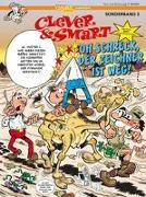 Cover-Bild zu Ibáñez, Francisco: Clever und Smart Sonderband 3: Oh Schreck, der Zeichner ist weg!