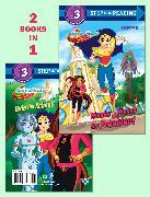 Cover-Bild zu Fontana, Shea: Wonder Woman for President/Rule the School! (DC Super Hero Girls)