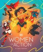 Cover-Bild zu Fontana, Shea: DC: Women of Action (eBook)