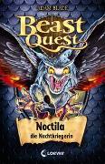 Cover-Bild zu Blade, Adam: Beast Quest (Band 55) - Noctila, die Nachtkriegerin