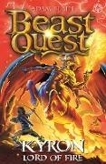 Cover-Bild zu Blade, Adam: Kyron, Lord of Fire (eBook)