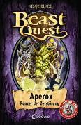Cover-Bild zu Blade, Adam: Beast Quest (Band 48) - Aperox, Panzer der Zerstörung