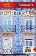 Cover-Bild zu Frommer's Portugal (eBook)