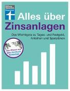 Cover-Bild zu Kühn, Stefanie: Alles über Zinsanlagen