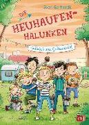 Cover-Bild zu Gerhardt , Sven: Die Heuhaufen-Halunken - Gülleduft und Großstadtmief