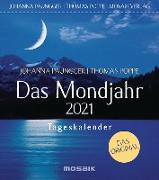 Cover-Bild zu Das Mondjahr 2021 (eBook)