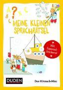 Cover-Bild zu Weller-Essers, Andrea: Duden Minis (Band 13) - Meine kleinen Sprachrätsel / VE 3