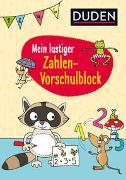 Cover-Bild zu Weller-Essers, Andrea: Duden: Mein lustiger Zahlen-Vorschulblock