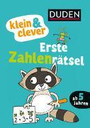 Cover-Bild zu Weller-Essers, Andrea: Duden: klein & clever: Erste Zahlenrätsel